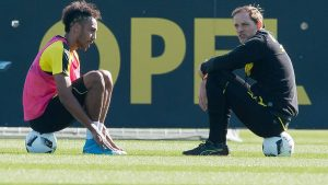 'We want to stop him' - Tuchel puts 'bromance' with Aubameyang away in Arsenal clash
