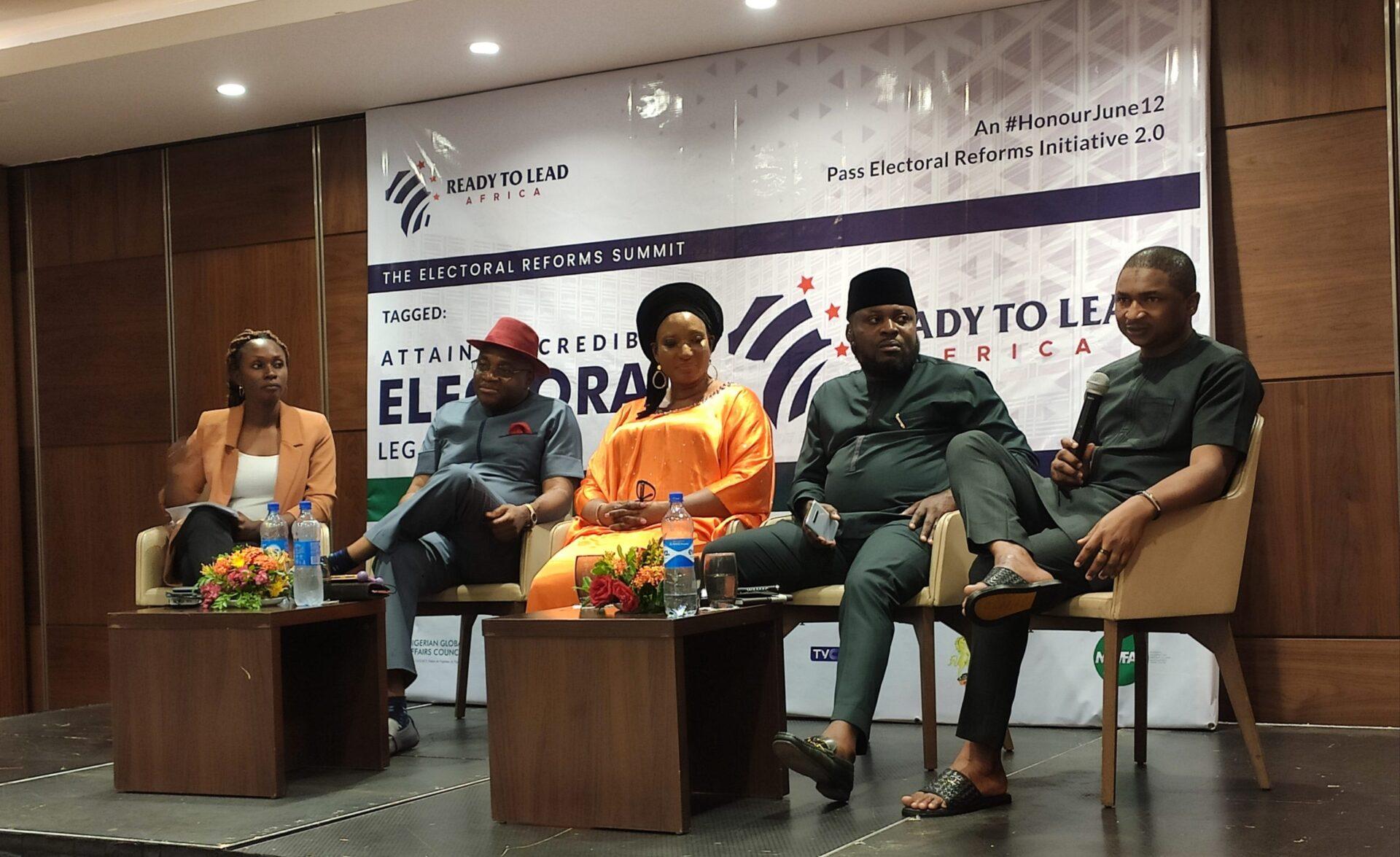 #Electoral Reforms: All Nigerians Should Become Politicians - Hamzat Lawal
