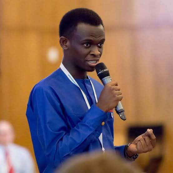 {INTERVIEW} Meet Ebenezar Wikina, The Young Nigerian Who Made A US University Change Its English Proficiency Policy