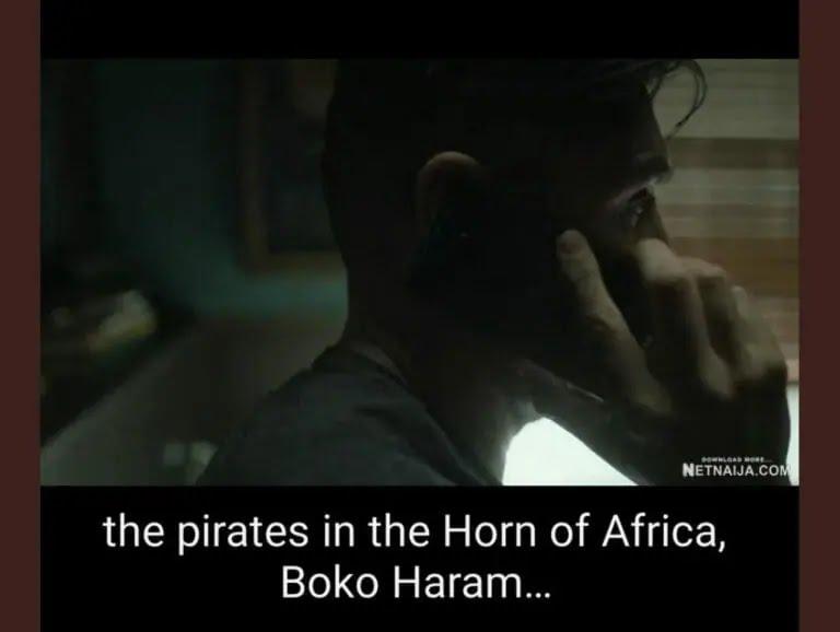 Nigerians React As Boko Haram Gets Mention In Money Heist Season 5